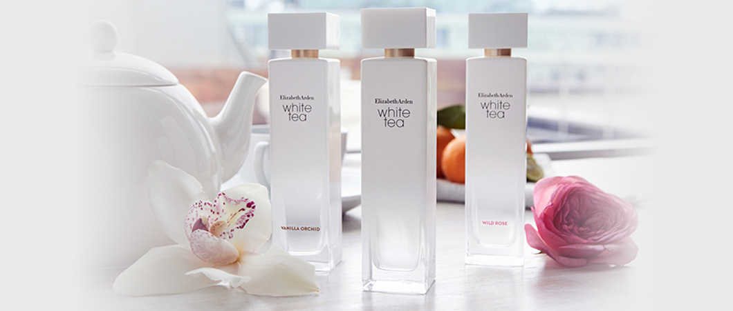 White Tea Collection - Elizabeth Arden Hong Kong Fragrance